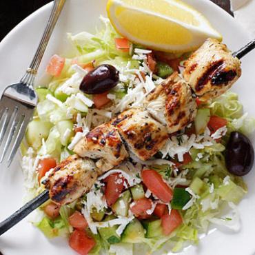 Bombay Boys Tandoori Salad