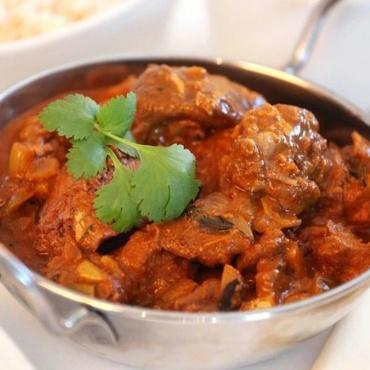 Lamb/Beef Madras