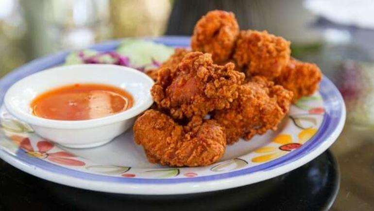 Chicken Pakora 6-8 Pc