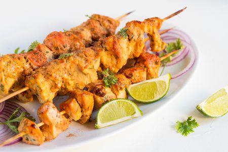 Chicken Tikka 7-8 Pc