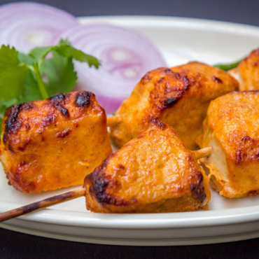 Fish Tikka 8 pc