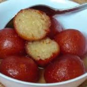 Gulab Jamun 2 Pc
