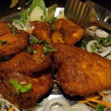 Punjabi Fish Fry 6-8 Pc