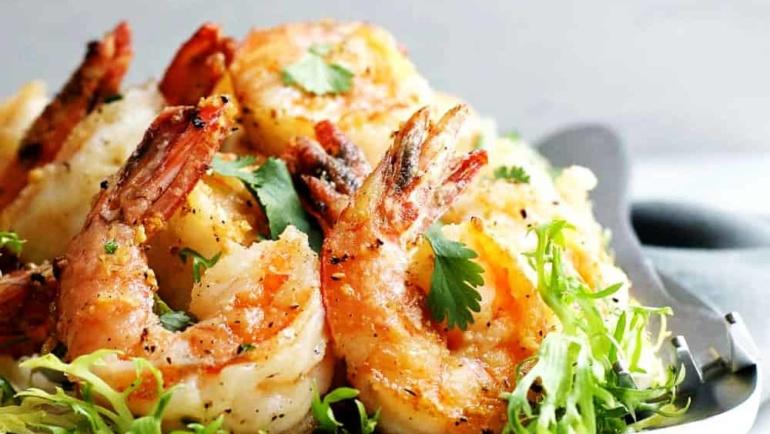Bombay Shrimp Salt & Pepper