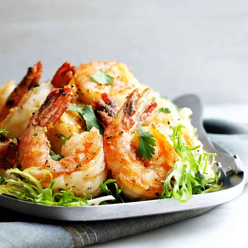 Bombay Shrimp Salt & Pepper
