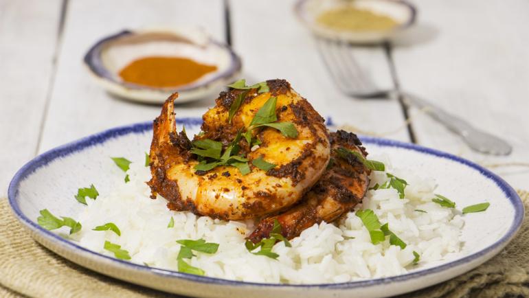 Bombay Fish/Shrimp Masala