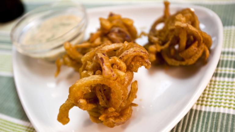 Onion Bhaji 8-10 Pc